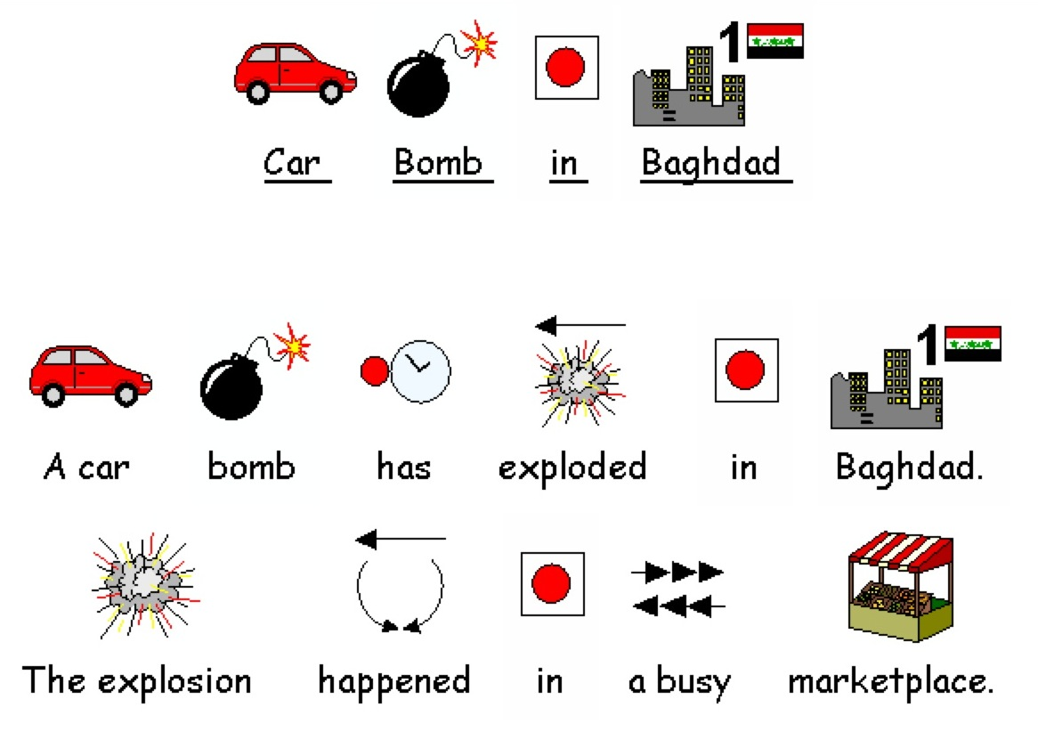 Bomb in Baghdad
